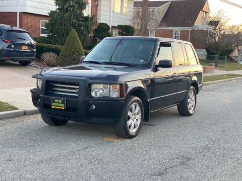 2005 Land Rover Range Rover for sale at Reis Motors LLC in Lawrence NY