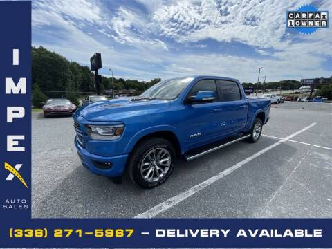 2021 RAM Ram Pickup 1500 for sale at Impex Auto Sales in Greensboro NC