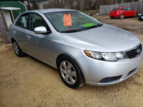 2012 Kia Forte for sale at Northwoods Auto & Truck Sales in Machesney Park IL