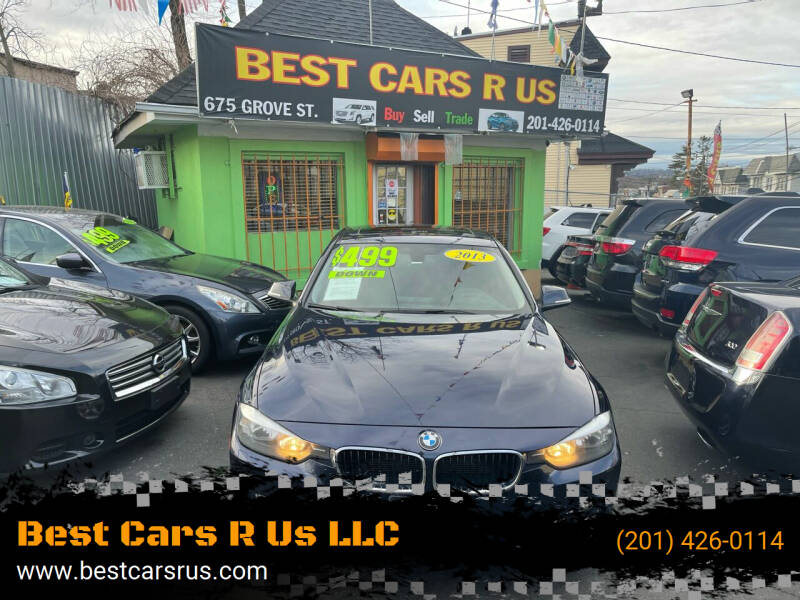 2013 BMW 3 Series for sale at Best Cars R Us LLC in Irvington NJ