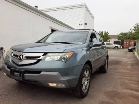 2008 Acura MDX for sale at Jay's Automotive in Westfield NJ