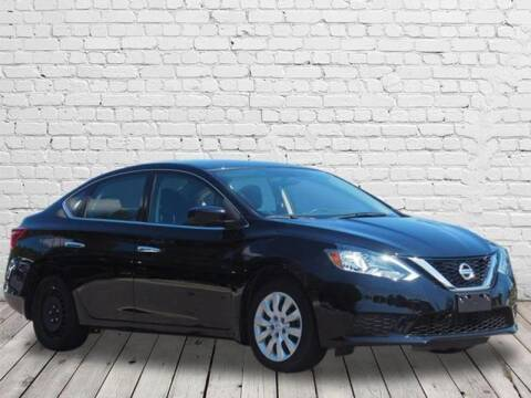 2017 Nissan Sentra for sale at PHIL SMITH AUTOMOTIVE GROUP - Manager's Specials in Lighthouse Point FL
