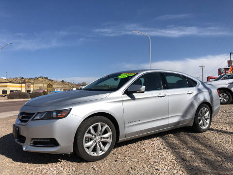 2019 Chevrolet Impala for sale at 1st Quality Motors LLC in Gallup NM