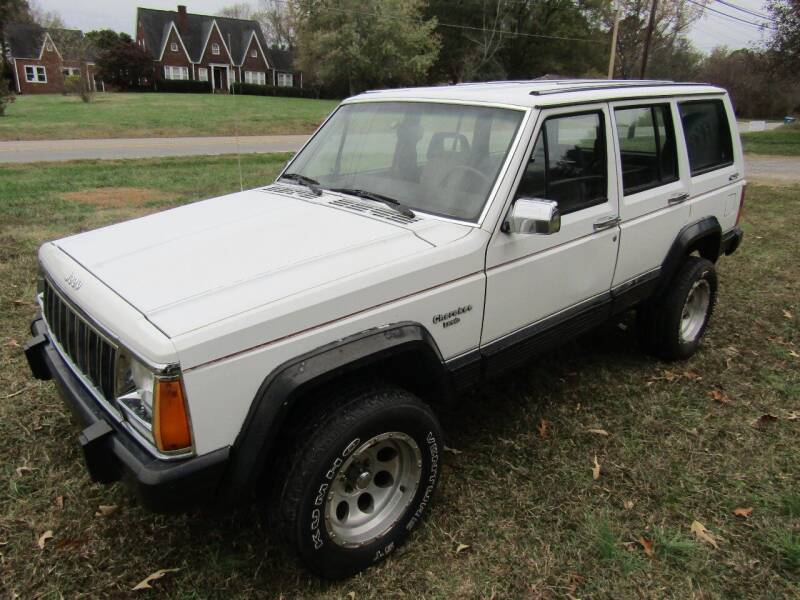 1989 Jeep Cherokee for sale at Sellurcar Inc. in Concord NC