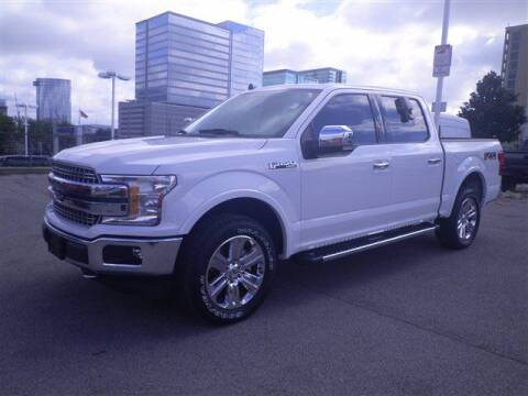 2019 Ford F-150 for sale at BEAMAN TOYOTA GMC BUICK in Nashville TN