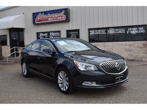 2014 Buick LaCrosse for sale at Chaparral Motors in Lubbock TX