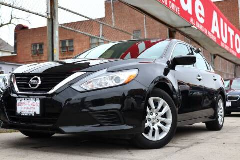 2018 Nissan Altima for sale at HILLSIDE AUTO MALL INC in Jamaica NY