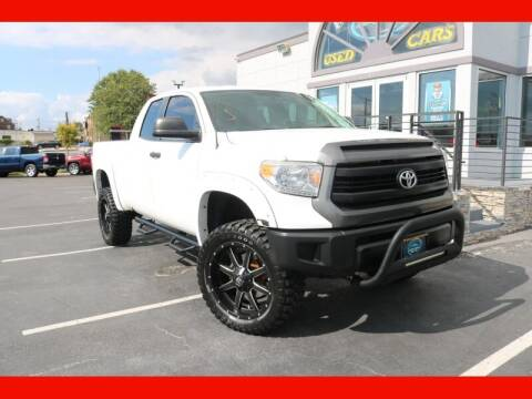 2014 Toyota Tundra for sale at AUTO POINT USED CARS in Rosedale MD
