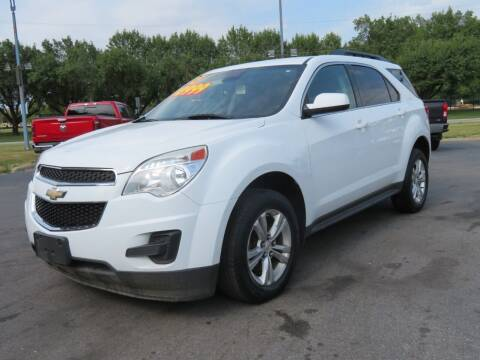 2015 Chevrolet Equinox for sale at Low Cost Cars North in Whitehall OH