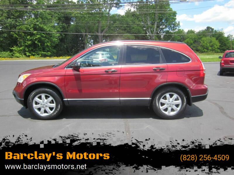 2008 Honda CR-V for sale at Barclay's Motors in Conover NC