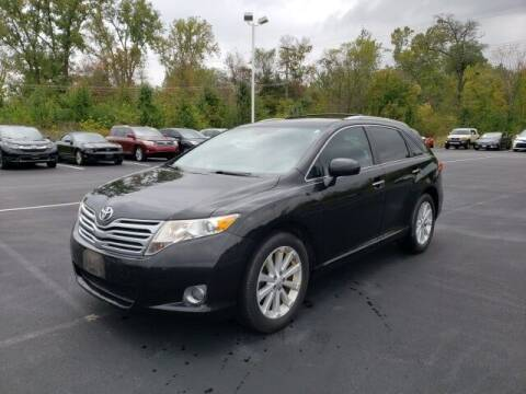 2011 Toyota Venza for sale at White's Honda Toyota of Lima in Lima OH