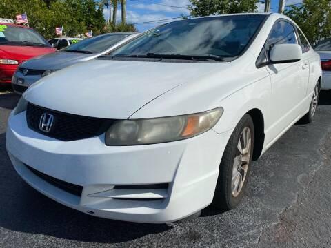 2009 Honda Civic for sale at KD's Auto Sales in Pompano Beach FL