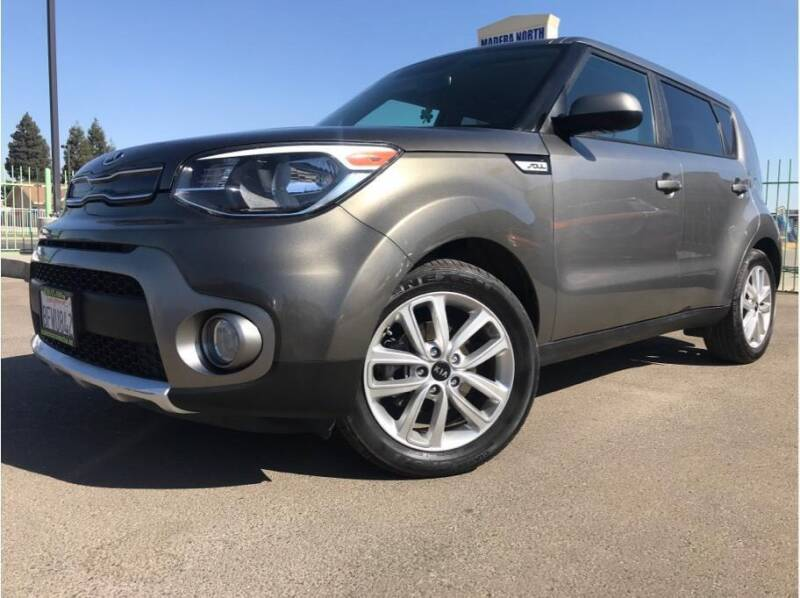 2017 Kia Soul for sale at MADERA CAR CONNECTION in Madera CA