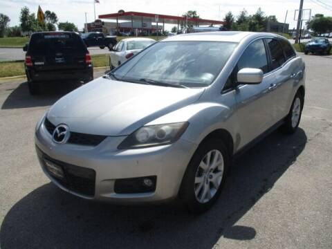 2007 Mazda CX-7 for sale at King's Kars in Marion IA
