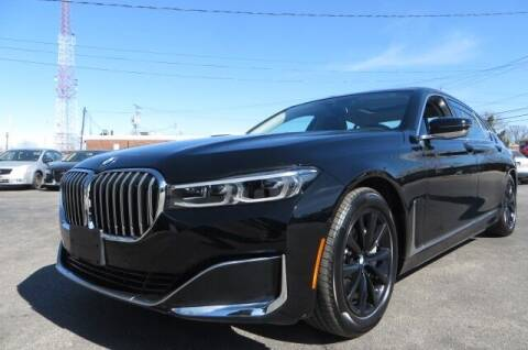 2021 BMW 7 Series for sale at Eddie Auto Brokers in Willowick OH