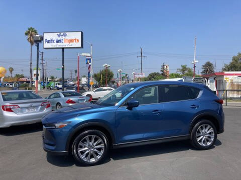 2021 Mazda CX-5 for sale at Pacific West Imports in Los Angeles CA