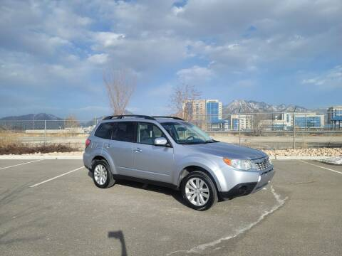 2012 Subaru Forester for sale at ALL ACCESS AUTO in Murray UT