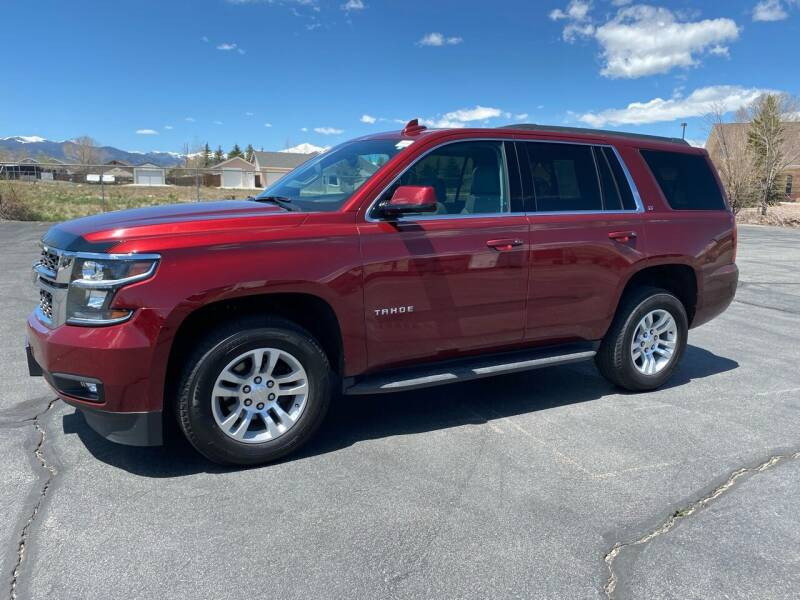 2020 Chevrolet Tahoe for sale at Salida Auto Sales in Salida CO