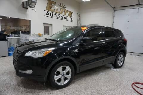 2016 Ford Escape for sale at Elite Auto Sales in Ammon ID