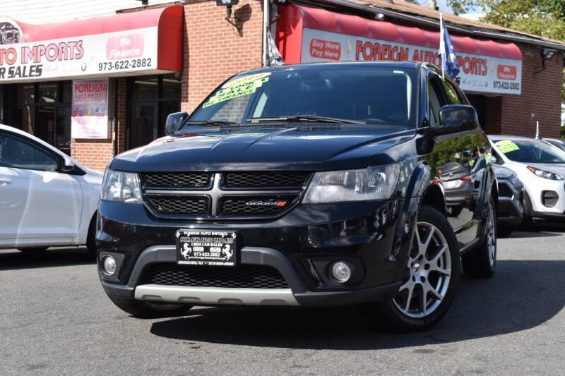 2019 Dodge Journey for sale at Foreign Auto Imports in Irvington NJ