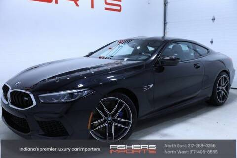 2020 BMW M8 for sale at Fishers Imports in Fishers IN