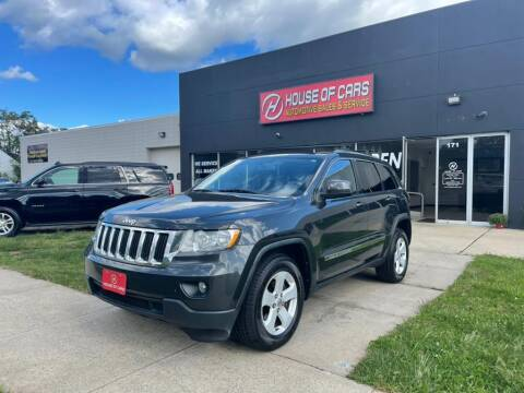 2011 Jeep Grand Cherokee for sale at HOUSE OF CARS CT in Meriden CT