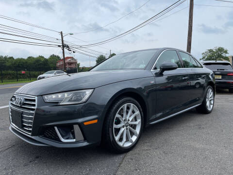 2019 Audi A4 for sale at Vantage Auto Group - Vantage Auto Wholesale in Moonachie NJ