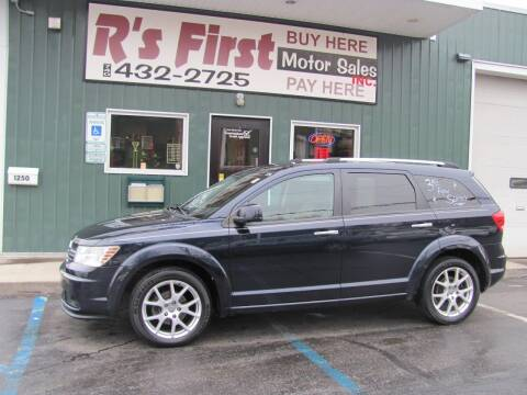 2011 Dodge Journey for sale at R's First Motor Sales Inc in Cambridge OH