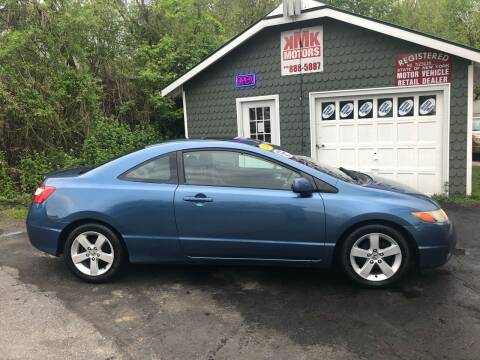 2007 Honda Civic for sale at KMK Motors in Latham NY