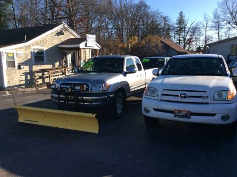 2001 Toyota Tundra for sale at Irving Auto Sales in Whitman MA