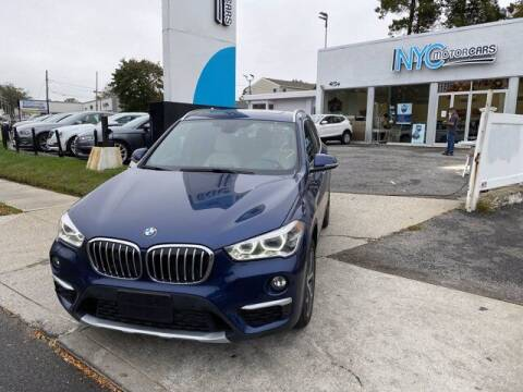 2017 BMW X1 for sale at NYC Motorcars in Freeport NY