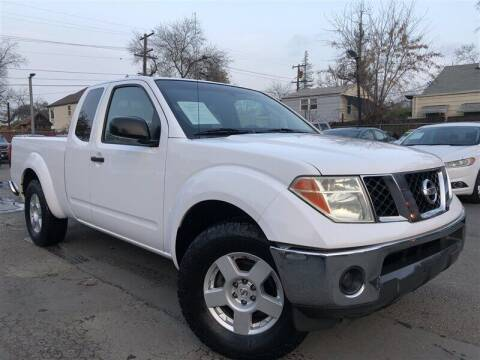 2005 Nissan Frontier for sale at Stunning Auto in Sacramento CA