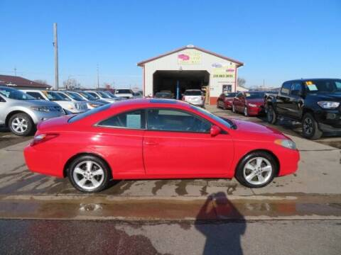2005 Toyota Camry Solara for sale at Jefferson St Motors in Waterloo IA