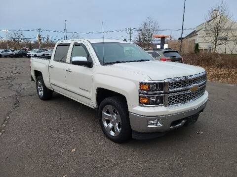2014 Chevrolet Silverado 1500 for sale at BETTER BUYS AUTO INC in East Windsor CT