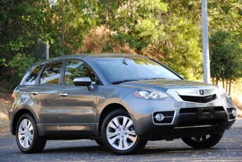 2012 Acura RDX for sale at VSTAR in Walnut Creek CA