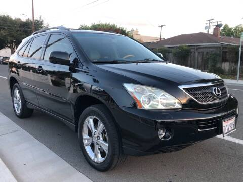 2007 Lexus RX 400h for sale at OPTED MOTORS in Santa Clara CA