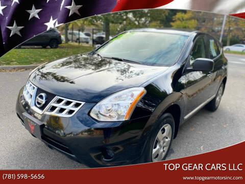 2011 Nissan Rogue for sale at Top Gear Cars LLC in Lynn MA