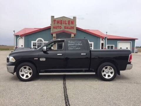 2014 RAM Ram Pickup 1500 for sale at THEILEN AUTO SALES in Clear Lake IA