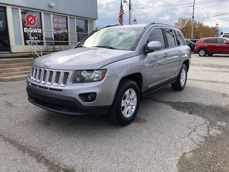 2017 Jeep Compass for sale at Bagwell Motors Springdale in Springdale AR