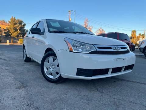 2011 Ford Focus for sale at Boktor Motors in Las Vegas NV