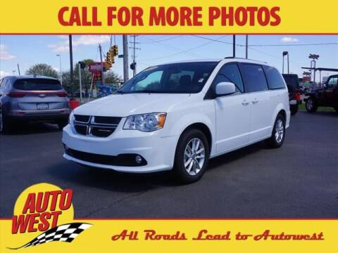 2020 Dodge Grand Caravan for sale at Autowest Allegan in Allegan MI