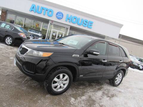 2011 Kia Sorento for sale at Auto House Motors in Downers Grove IL