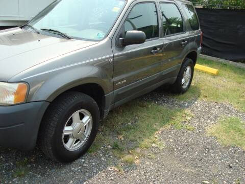 2003 Ford Escape for sale at Branch Avenue Auto Auction in Clinton MD