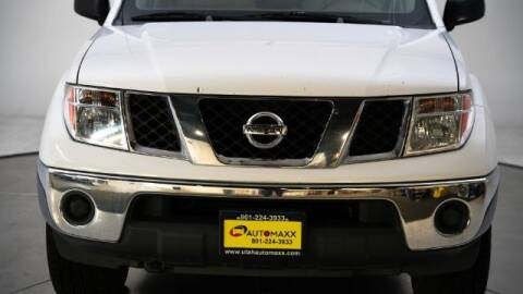 2007 Nissan Frontier for sale at AUTOMAXX MAIN in Orem UT