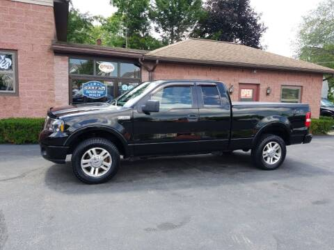 2006 Ford F-150 for sale at R C Motors in Lunenburg MA