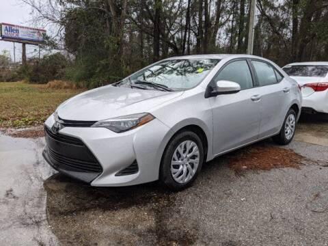 2019 Toyota Corolla for sale at Nu-Way Auto Ocean Springs in Ocean Springs MS