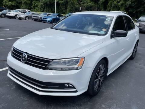 2016 Volkswagen Jetta for sale at Stearns Ford in Burlington NC