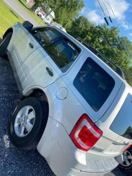 2008 Ford Escape for sale at John's Auto Sales & Service Inc in Waterloo NY