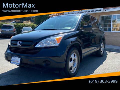 2007 Honda CR-V for sale at MotorMax in Lemon Grove CA