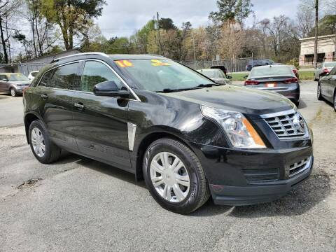 2016 Cadillac SRX for sale at Import Plus Auto Sales in Norcross GA